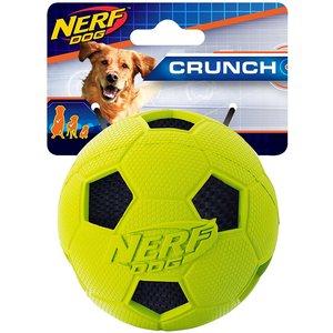 Nerf Soccer  Crunch Ball