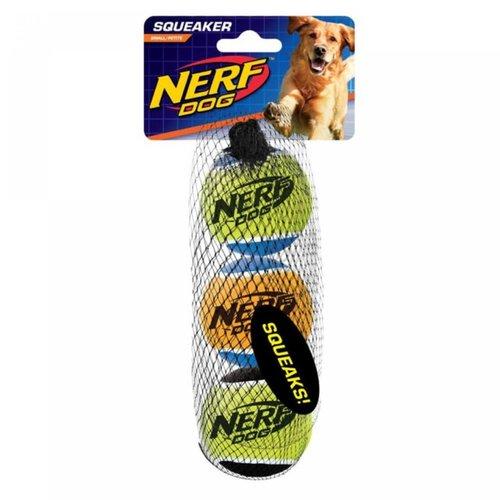 Nerf Squeak Tennis -3pza CH