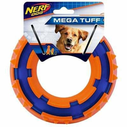 Nerf Two-Tone Spike Ring