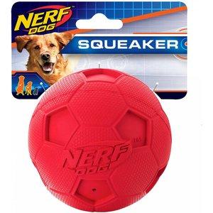 Nerf Pelota Caucho Con Sonido Soccer G