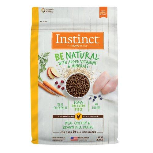 Instinct Be Natural Feline Pollo