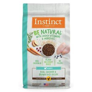 Instinct Be Natural Canine Cachorro Pollo