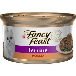 Proplan Feline Lata Fancy Feast Terrine Pollo 85 g