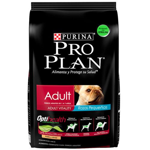 Proplan Canine Adulto Raza Pequeña Optihealth