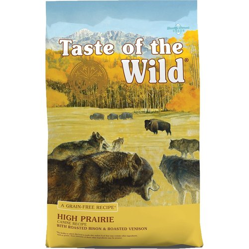 Diamond Taste Of The Wild Canine Adulto High Praire Bisonte Y Venado