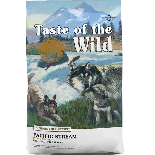 Diamond Taste Of The Wild Canine Cachorro Pacific Stream Salmón Ahumado