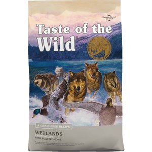 Diamond Taste Of The Wild Canine Adulto Wetlands Pato Asado