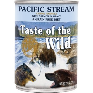 Diamond Taste Of The Wild Canine Lata Adulto Pacific Stream Salmón Ahumado 374 g (13.2 oz)