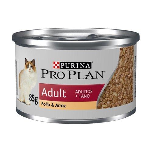 Proplan Feline Lata Adulto Pollo 85 g