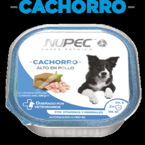 Nupec Canine Alimento Húmedo Cachorro 100 g