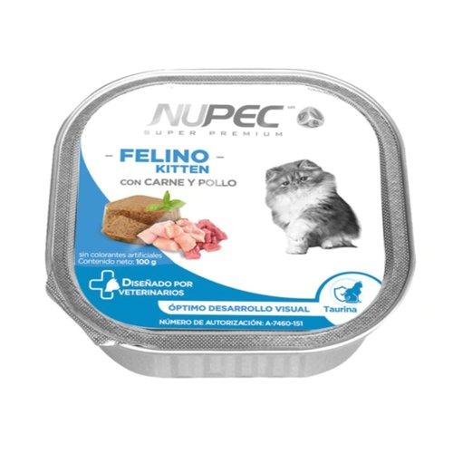 Nupec Feline  Kitten Alimento Húmedo 100 g