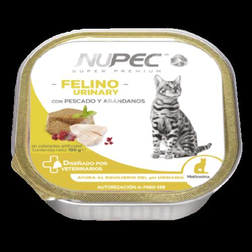 Nupec Feline  Urinary Alimento Húmedo 100 g