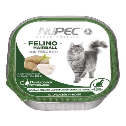 Nupec Feline  Hairball Alimento Húmedo 100 g