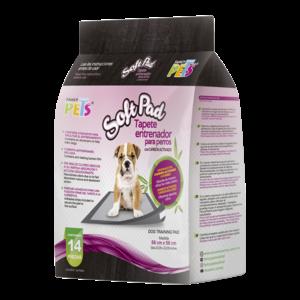 Fancy Pets Tapete Entrenador Soft Pad C / Carbon Activado 14 Pza