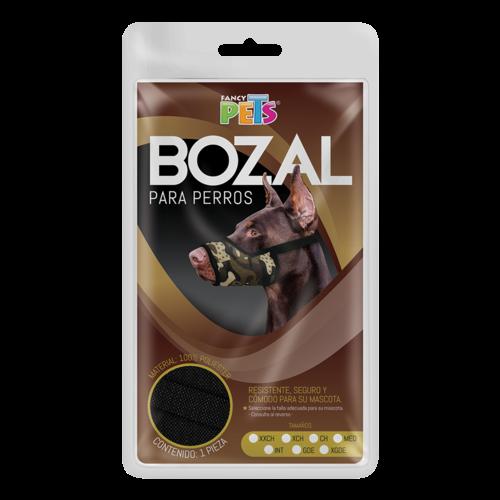 Fancy Pets Bozal Con Forro De Malla