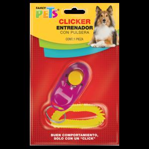 Fancy Pets Clicker Para Entrenamiento