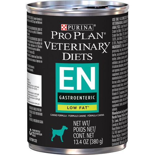Proplan Perro Lata Dieta Veterinaria EN Gastroenteric Low Fat 377 g