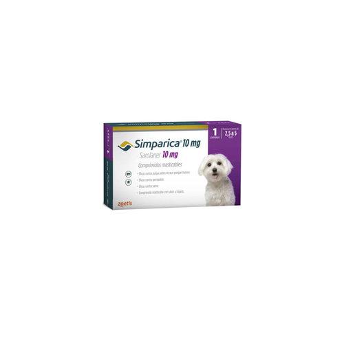 Laboratorio Zoetis Simparica - 1 Tableta