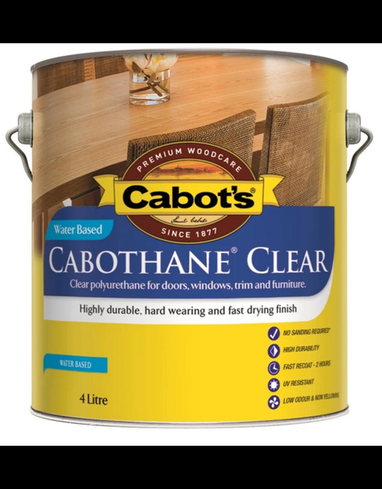 Cabot's Cabot's Cabothane