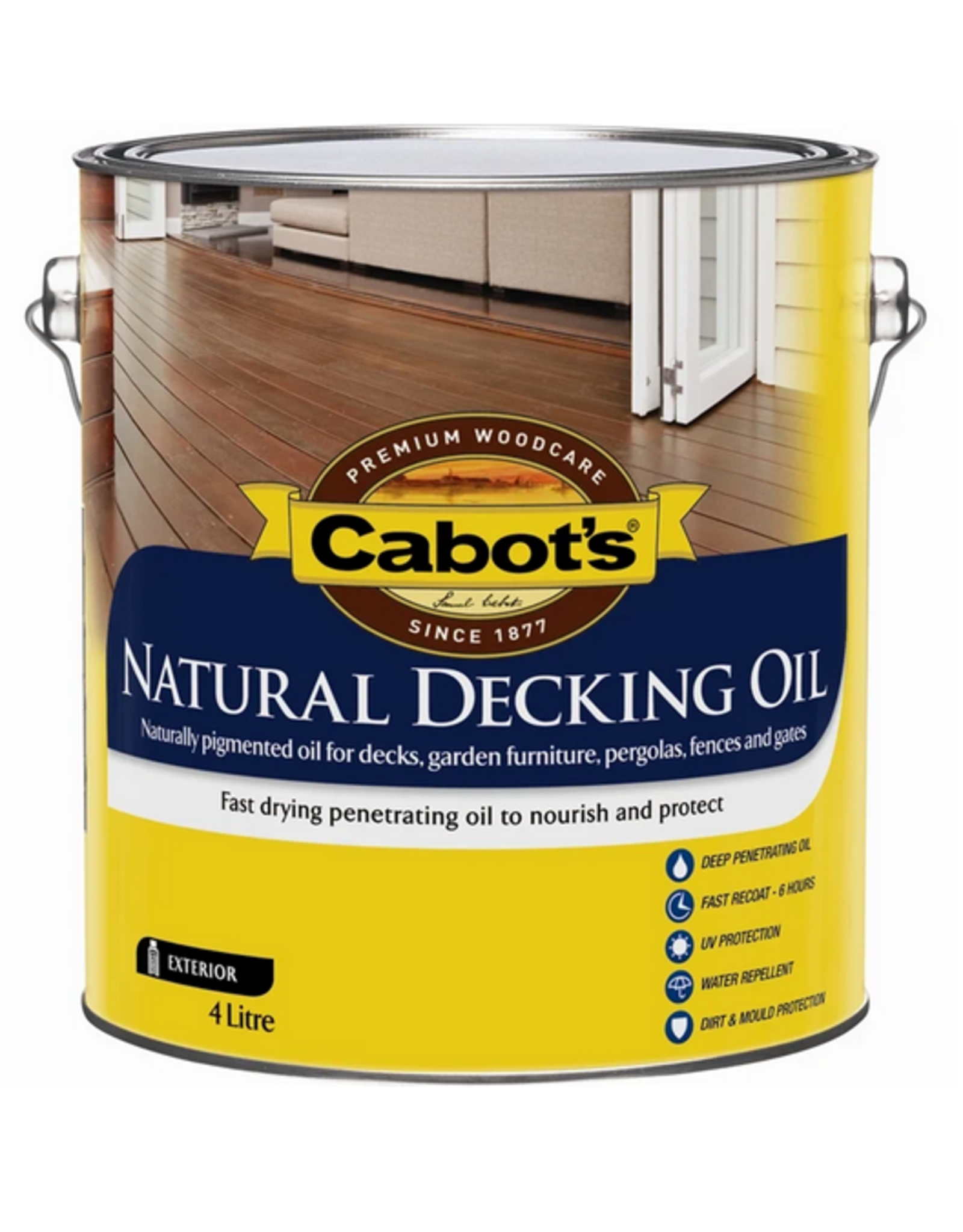 Cabot's Cabot's Natural Decking Oil