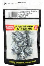 Handy Hardware Self Drilling Roofing Screws