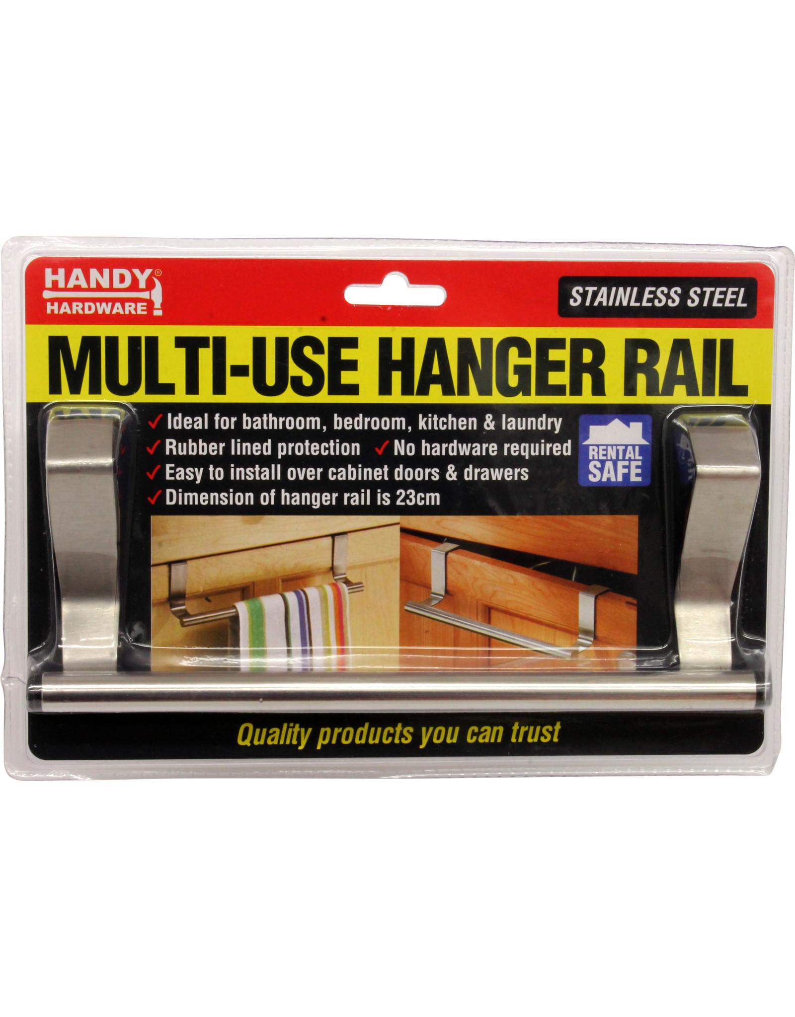 Multi Use Hanger Rail 23cm