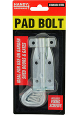 Pad Bolt 100mm