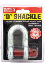 D Shackle 2000 Kgs Load Rating