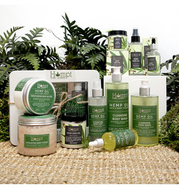 Hempt Hempt Hemp Oil Body Range