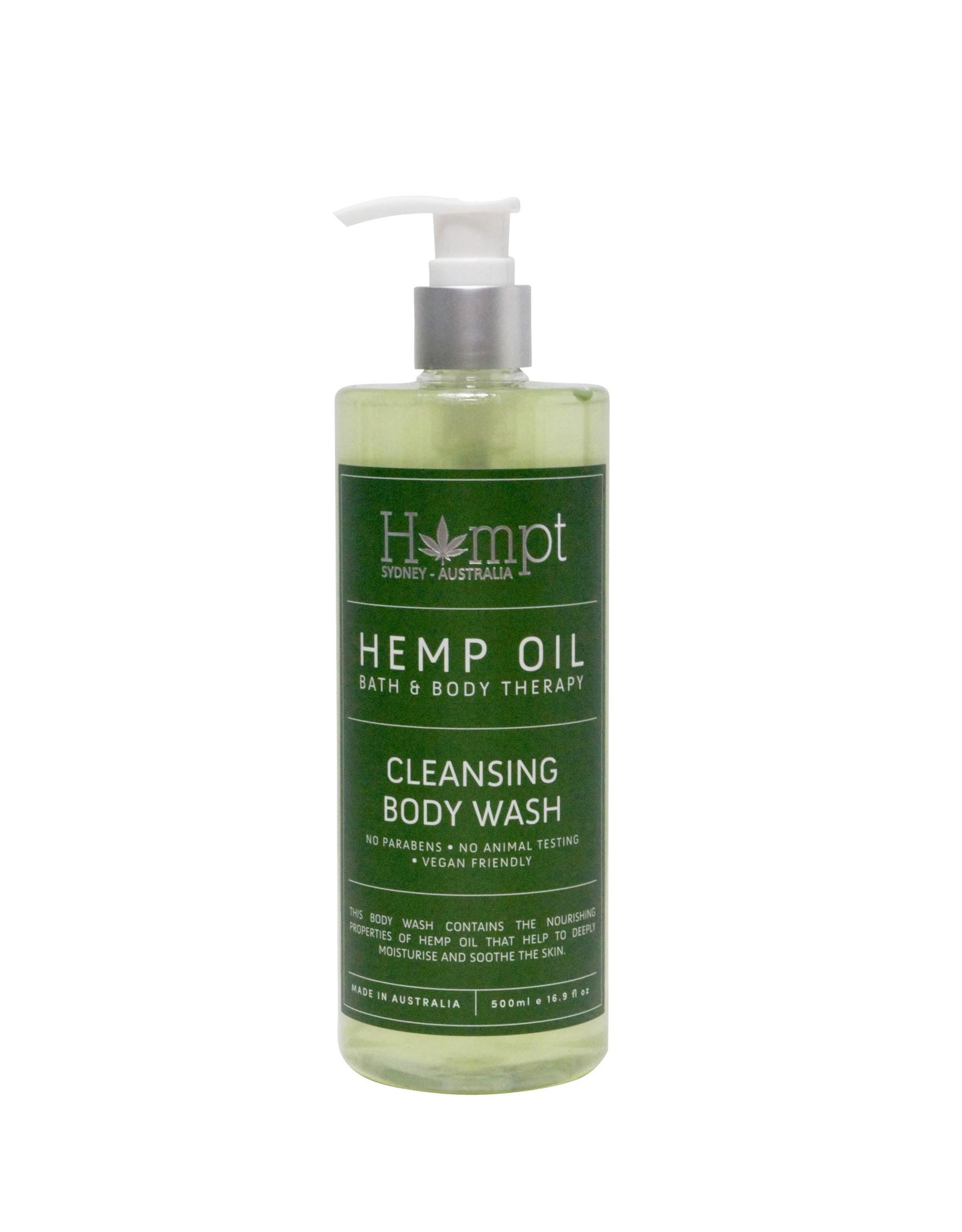 Hempt Hempt Hemp Oil