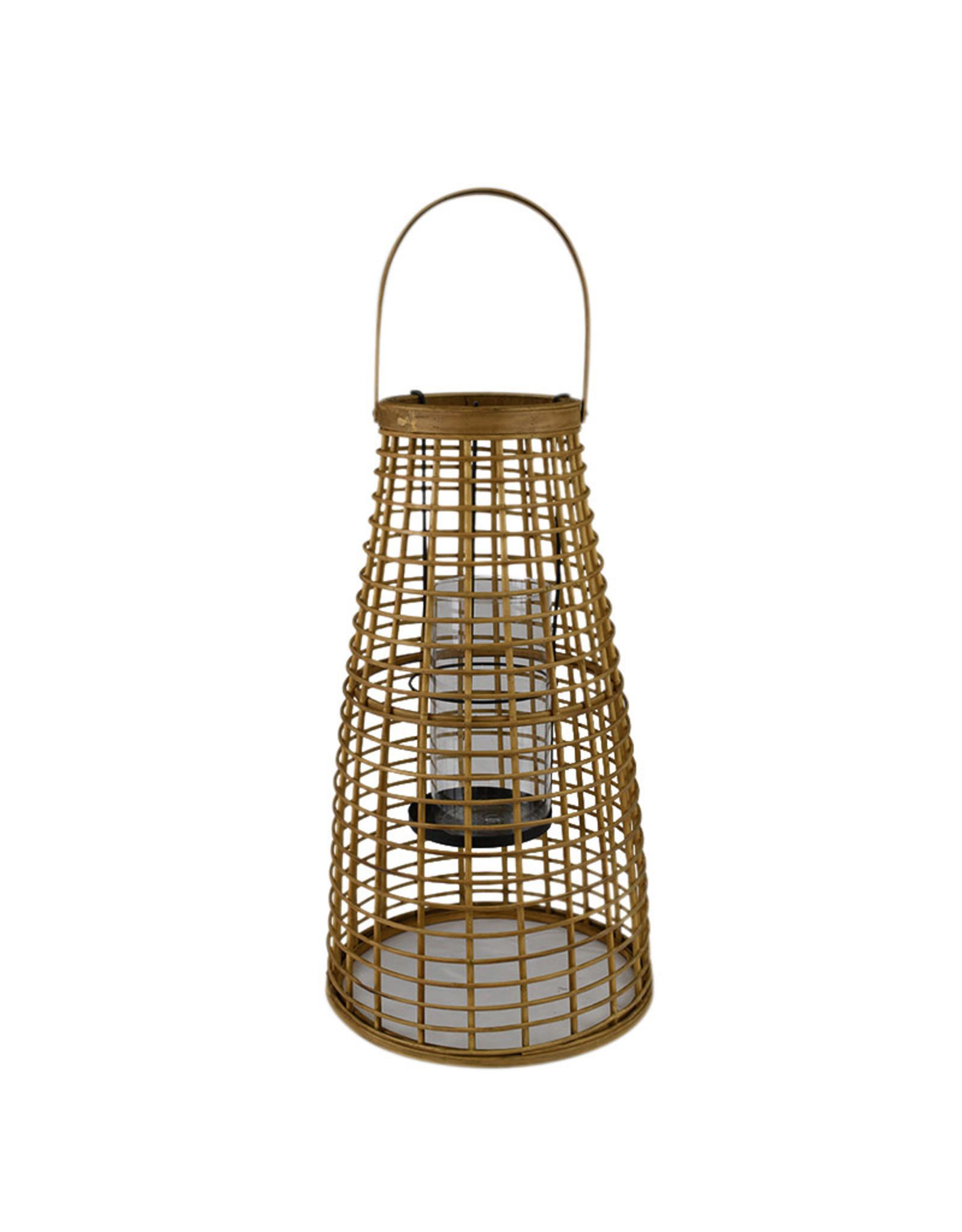 Brigg Natural Bamboo Lantern