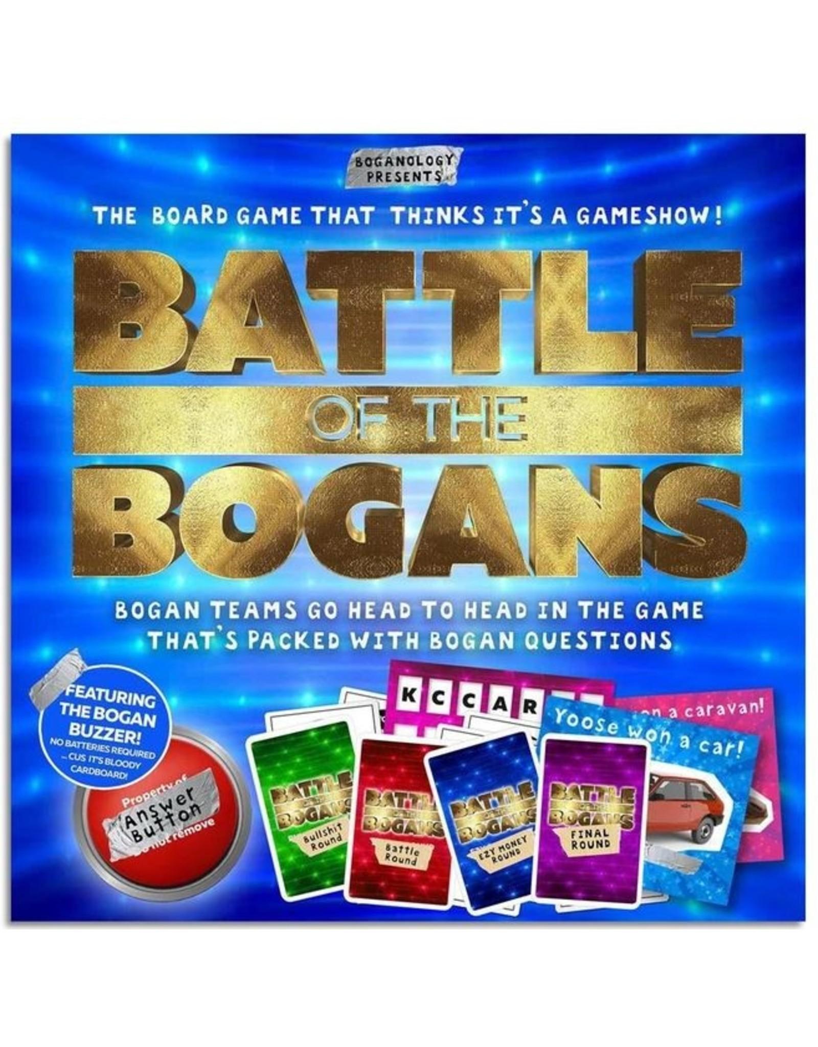Battle of the Bogans
