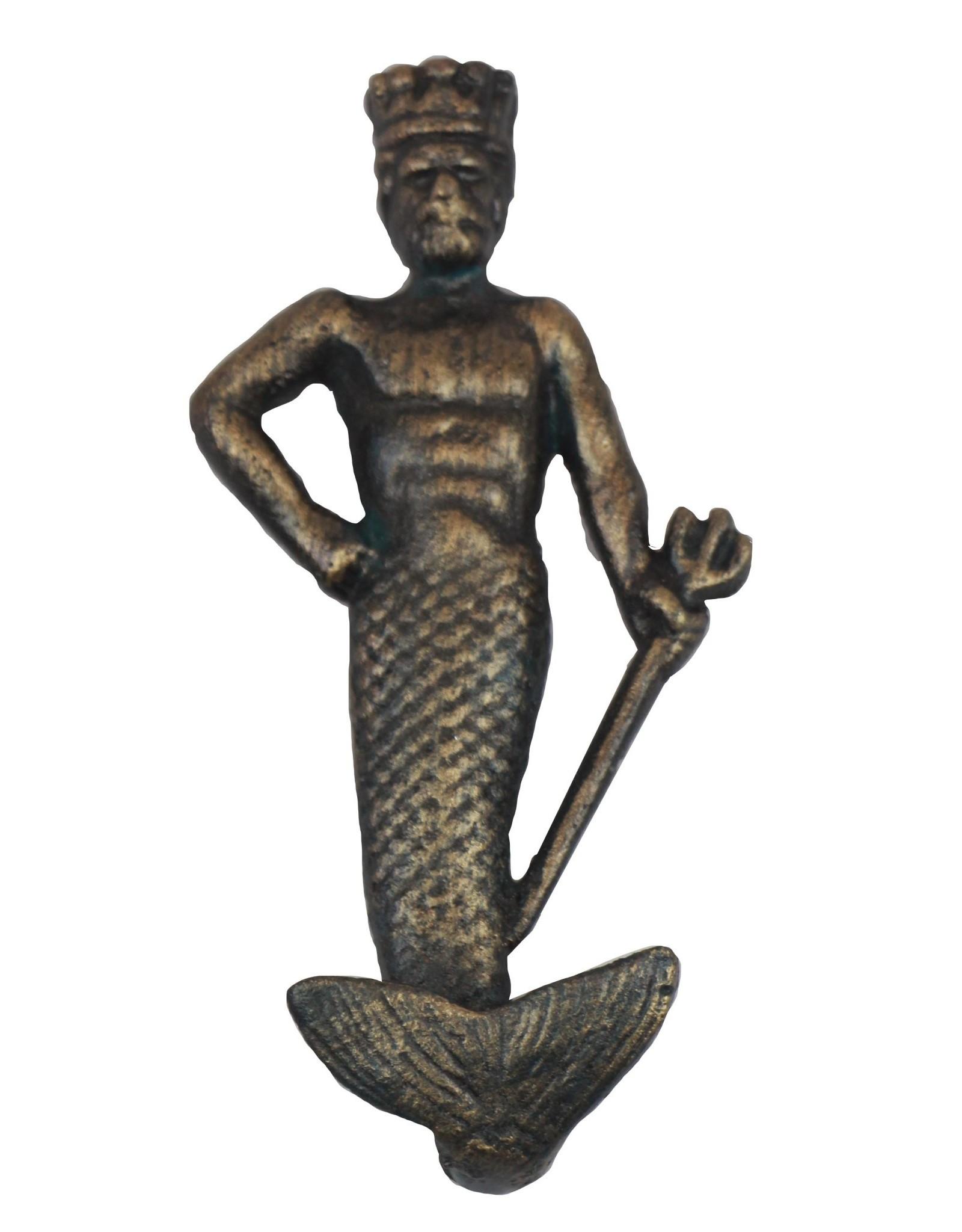 Cast Iron Neptune Hook 14cm