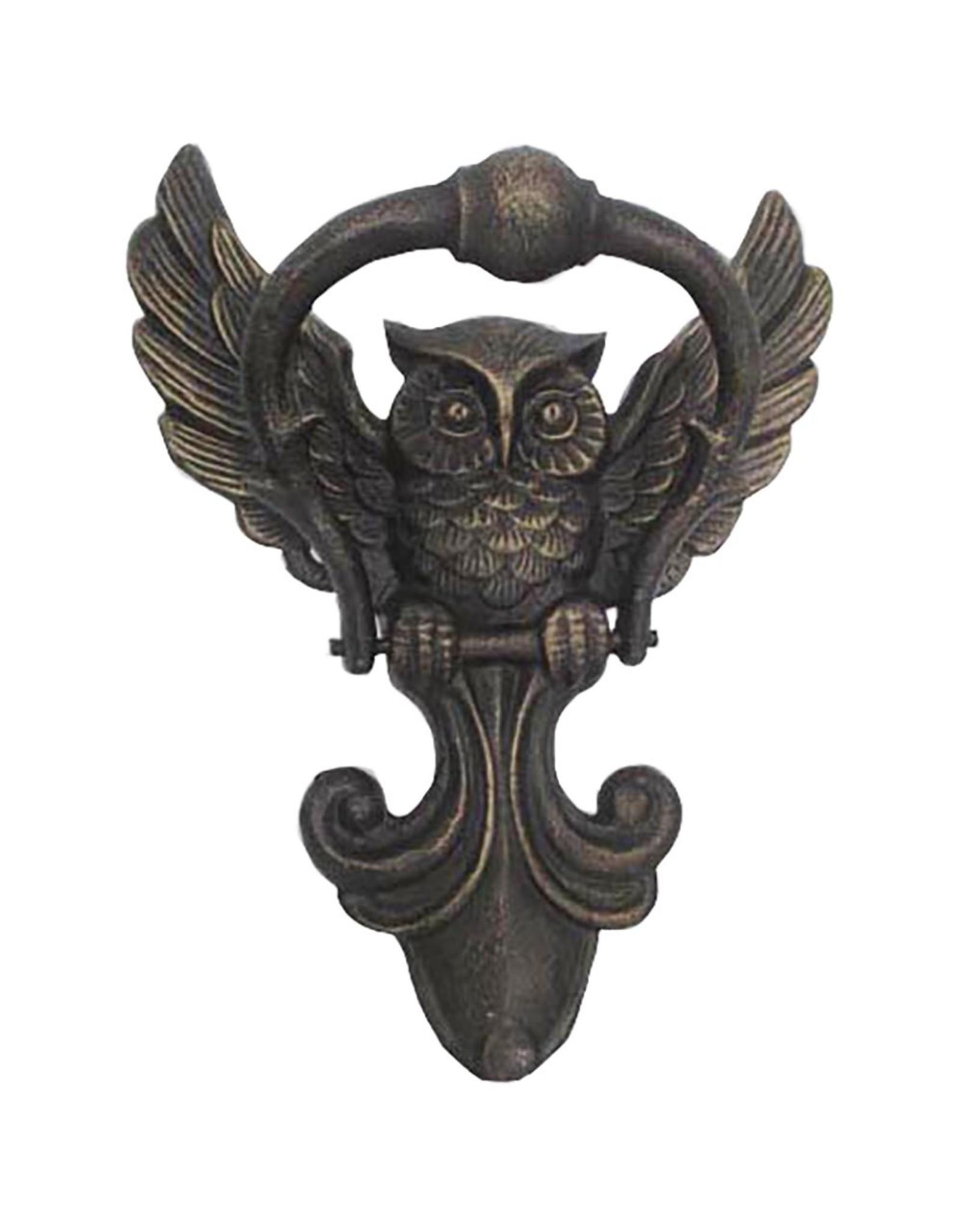 Owl Doorknocker