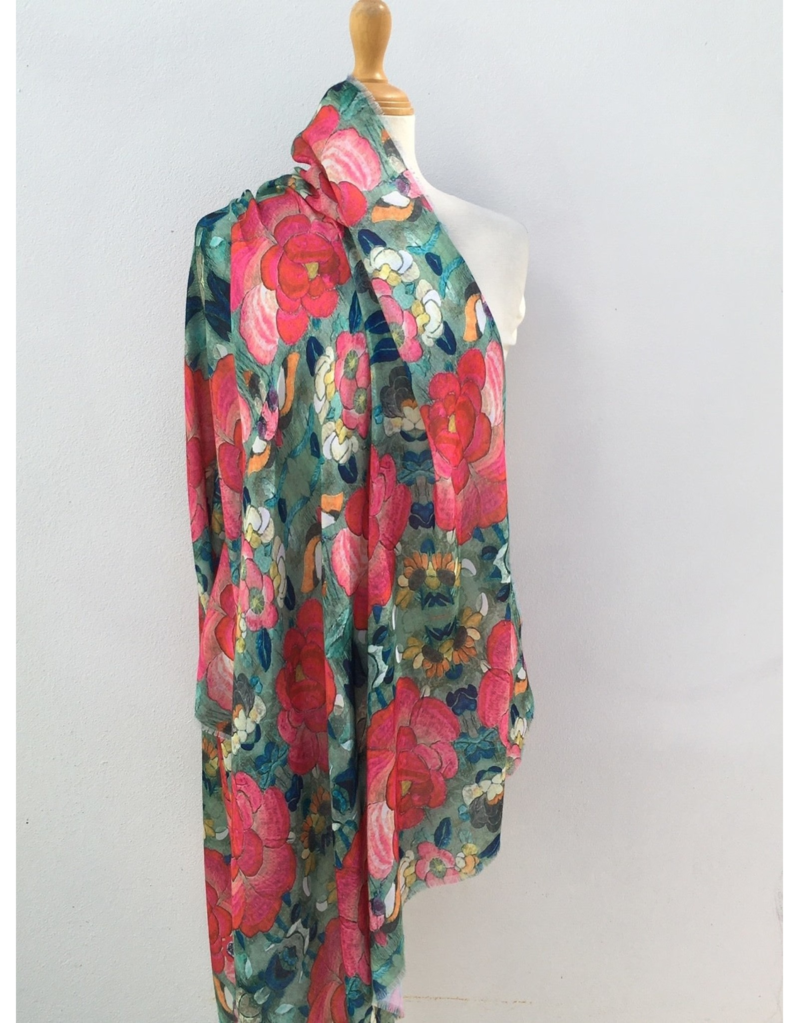 Anna Chandler Design Wrap Rose Blossom