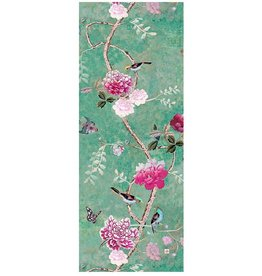 Anna Chandler Design Scarf Chinoiserie