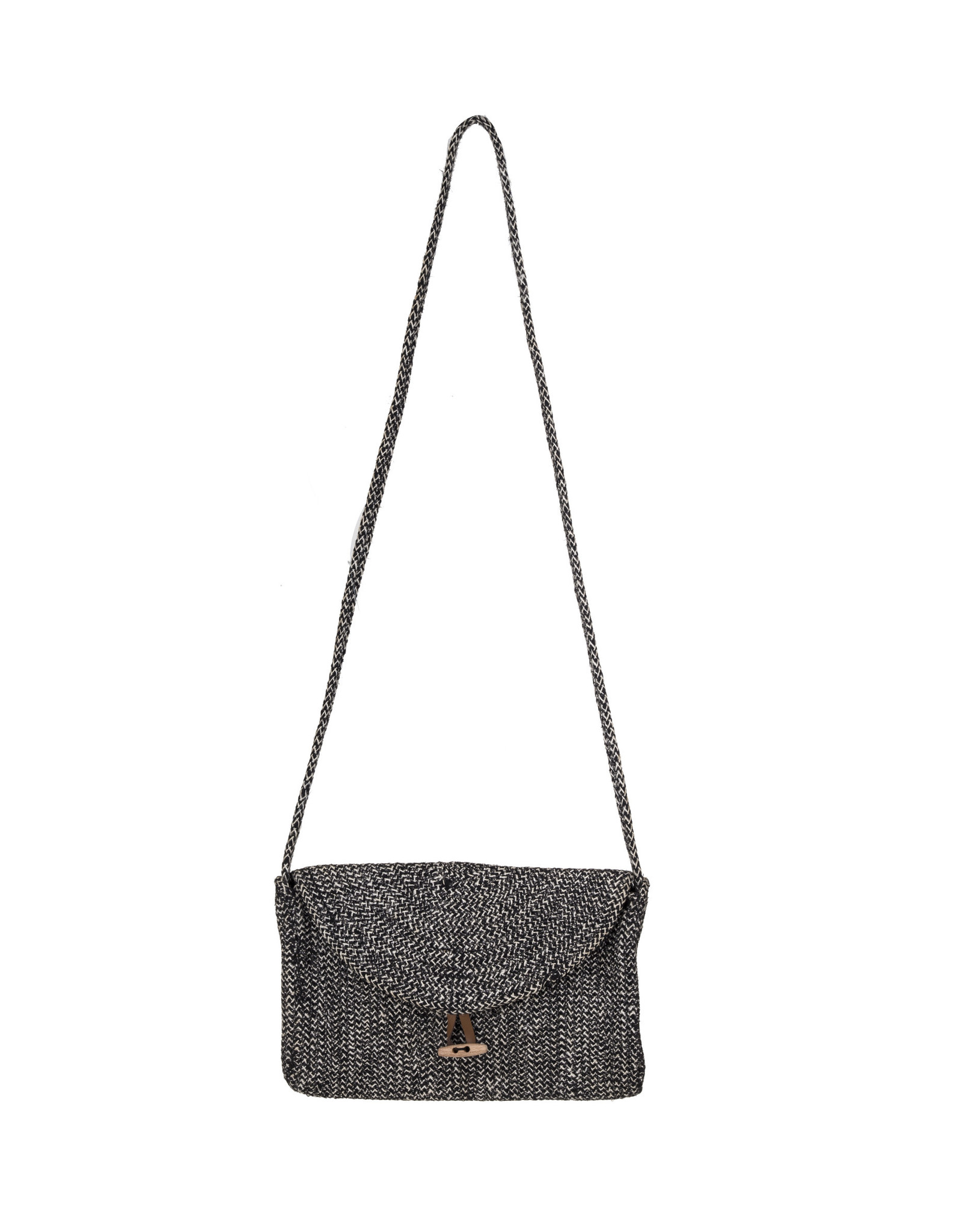 Elena Cotton Cross Body Bag