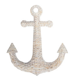 Anchor Woven Wall Hanging