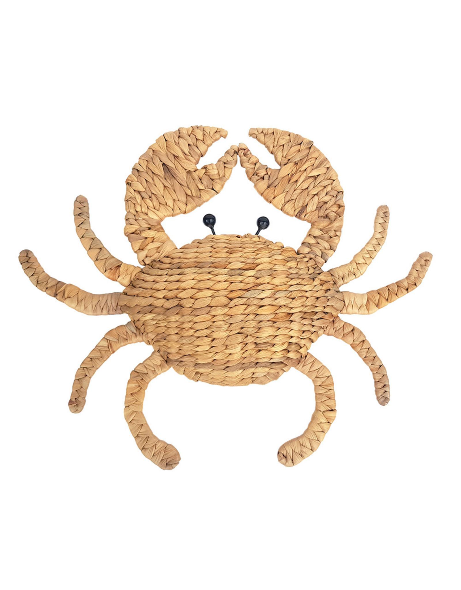 Crab Woven Wall Hanging