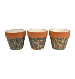 Matilda Ceramic Pots 14 x 12.5cm
