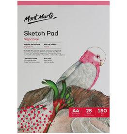Mont Marte Sketch Pad 150gsm 25 sheet A4