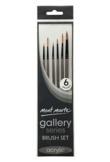 Mont Marte Gallery Series Brush Sets