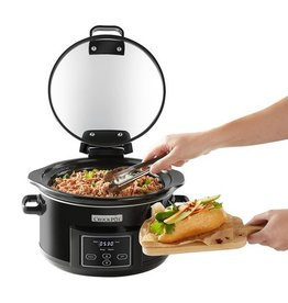 Crockpot Hinged Slow Cooker 4.7L