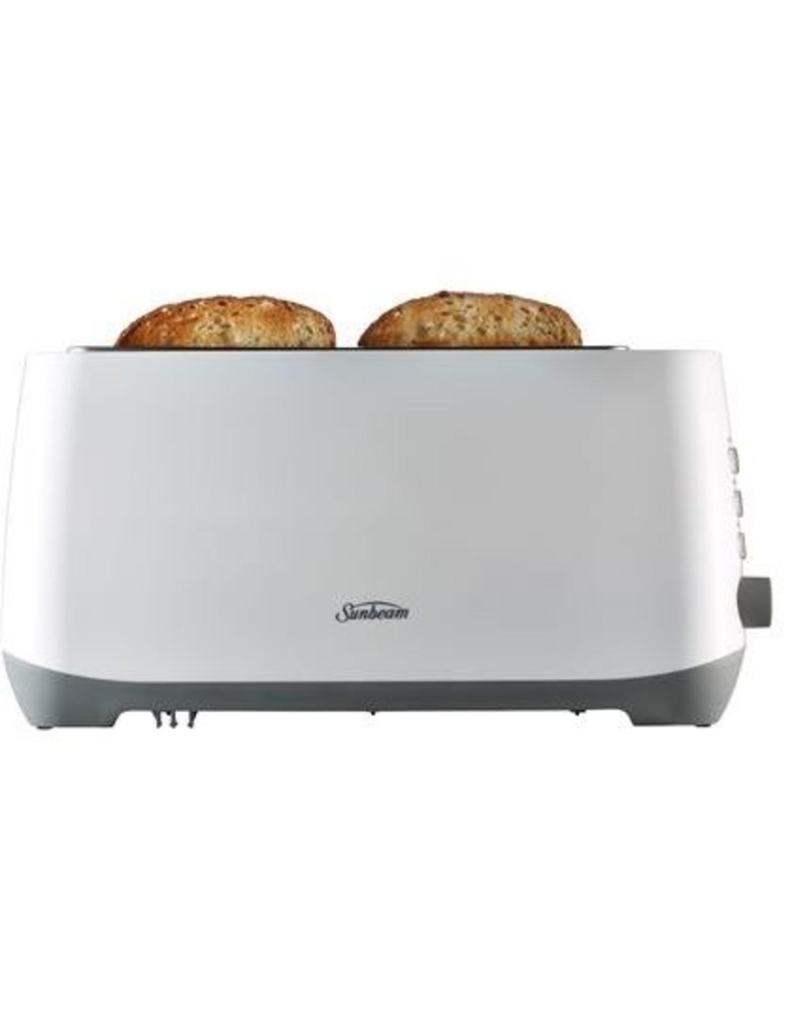 Sunbeam Quantum Plus 4 Slice Toaster