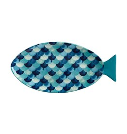 Fish Shaped Platter 40cm