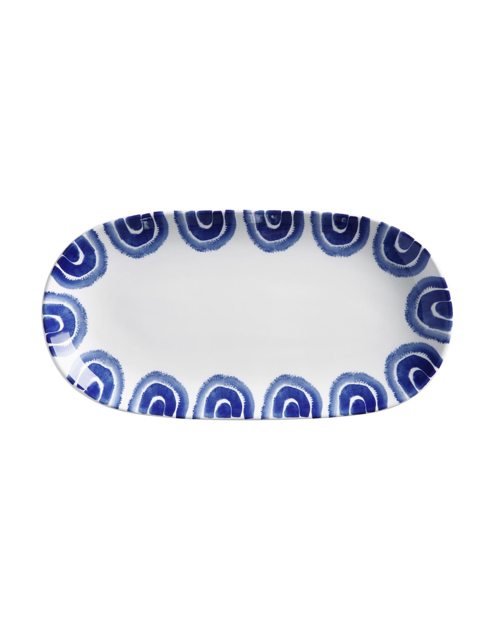 Oblong Platter 33 x 17cm