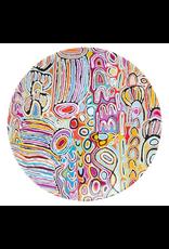 Warlukurlangu Artists Melamine Plates Set of 4