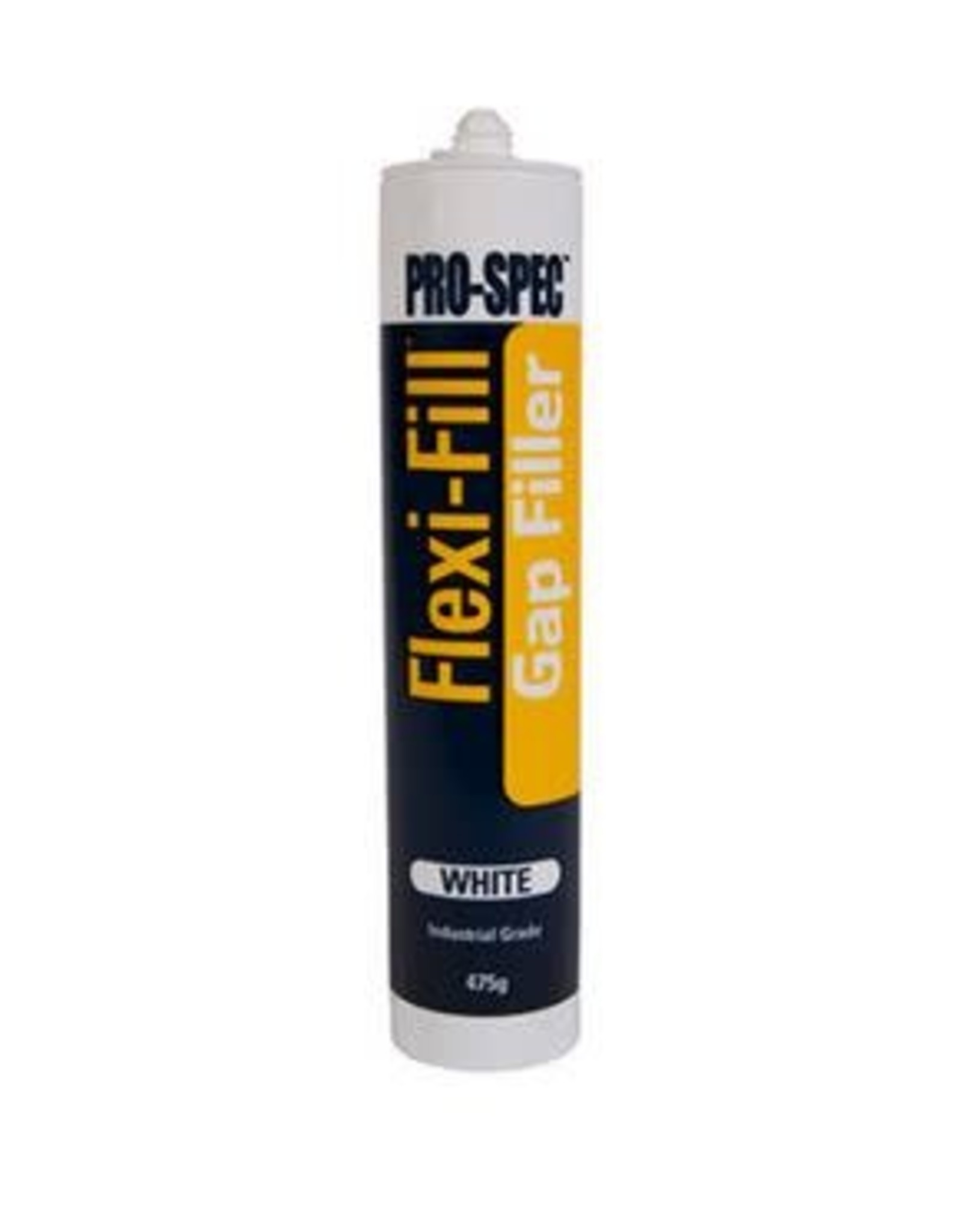 Pro-Spec Flex-Fill Gap Filler White 475g
