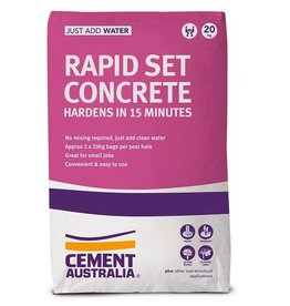 Cement Rapid Set