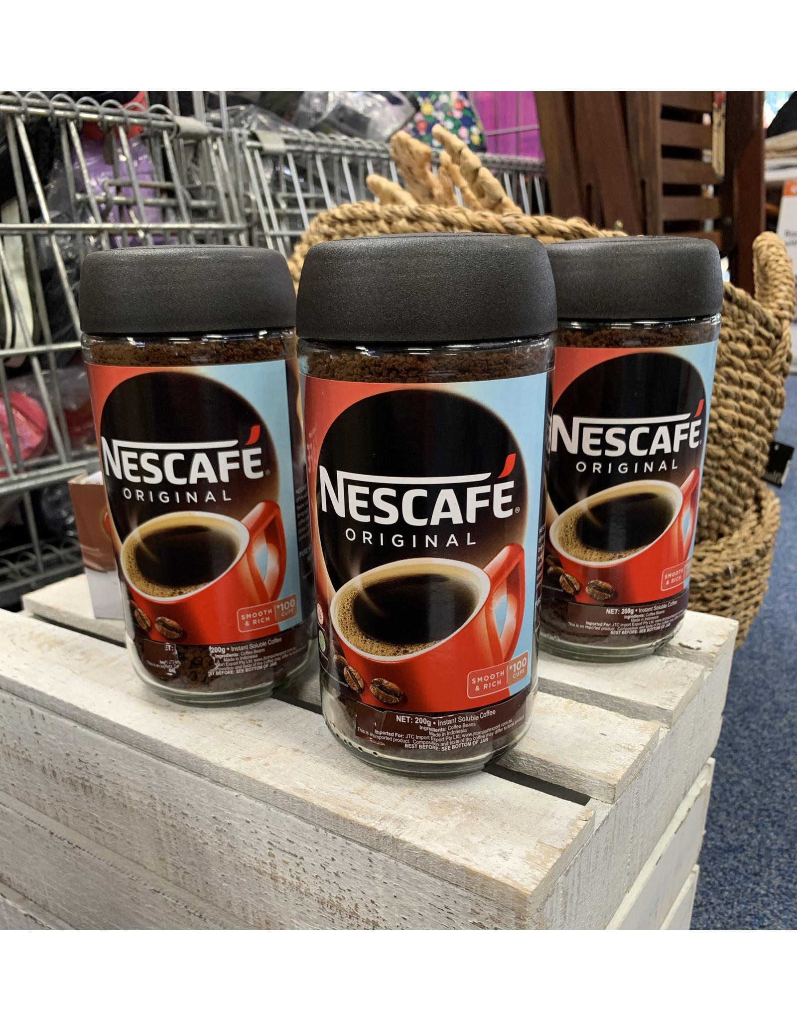Nescafe Instant Coffee  200g Original